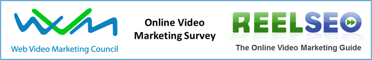 Reel-SEO-Web-Video-Marketing-Council-Survey