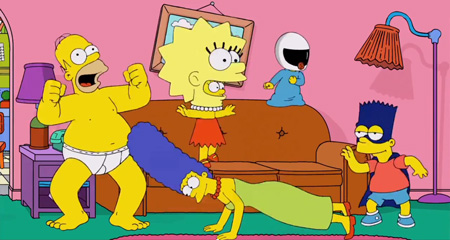 Simpsons-Harlem-Shake