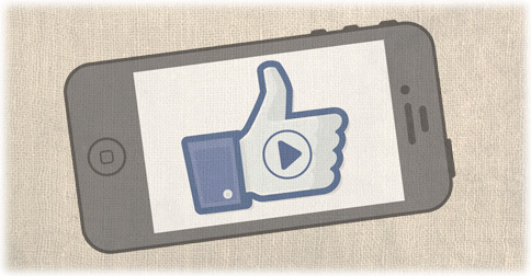 facebook algorithm changes to video content