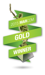 Marcom Gold Award Winner