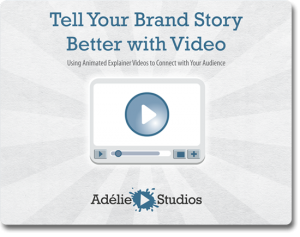 Tell your brand story better with video ebook