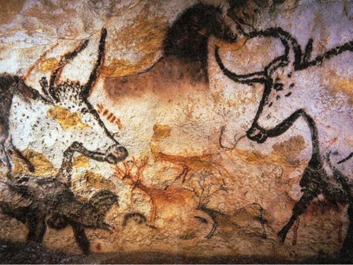 Lascaux Cave Painting: The beginning of video?