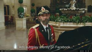 """Hotels.com """"Piano"""" Facebook Video"""