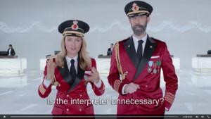 "Hotels.com ""Interpreter"" Facebook Video"