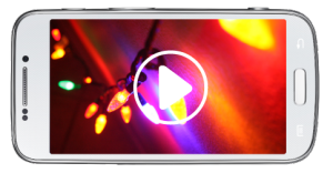 Video and Mobile spark earlier holiday shopping season