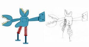 The robot lobster named Drake